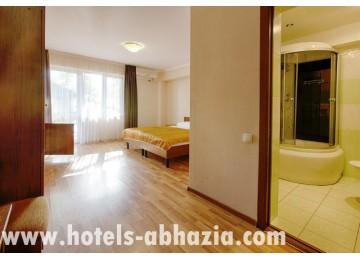 Отель Абаата 2-местный стандартный корп.1