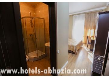Отель Абаата 2-местный стандартный корп.2,3