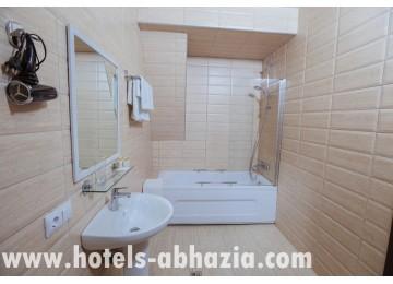 Отель Абаата 2-местный полулюкс корп.2,3