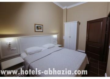Отель Абаата 4-местные 3-комнатные апартаменты корп.3