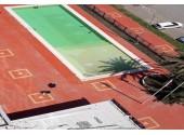 Гранд-отель «Абхазия», бассейн