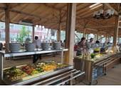 Гранд-отель «Абхазия», питание