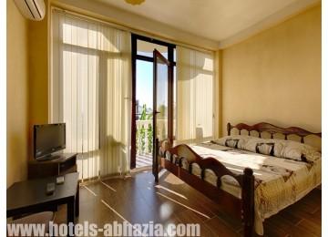 Мини-отель «Абхазия» 2-местный стандартный