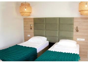 Стандарт 2-местный 1-комнатный | Клубный отель Аквамарин