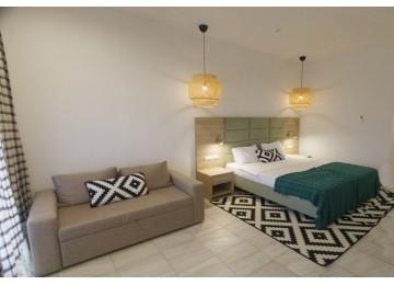 Семейный 2-х местный 1-х комнатный  | Клубный отель Аквамарин