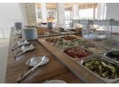 Шведский стол, ресторан| Клубный отель Аквамарин
