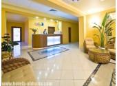 Отель «Alex Beach Hotel»,  ресепшен