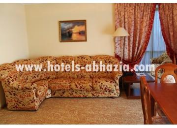 Отель «Alex Beach Hotel», Люкс   2-местный 2-комнатный