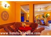 Отель «Alex Beach Hotel»,  холл