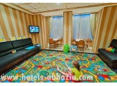 Отель «Alex Beach Hotel»,   детская комната