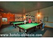 Отель «Alex Beach Hotel»,  развлекательная инфраструктура, бильярд