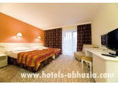 """Отель «Alex Beach Hotel»,  2-х местный ПК  в концептуальном стиле """"Янтарь"""""""