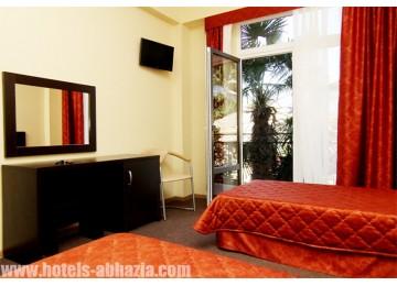 Клуб-отель «Amran» /«Амран» | Стандарт 2-местный 1-комнатный