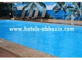 Отель Amran, подогреваемый бассейн