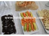 Отель Amran, питание