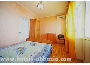 4-местный 2-комнатный номер, Корпус №2, 3
