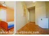 4-местный 3-комнатный номер (корп 1) 2 этаж вид на море