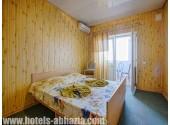 Дом отдыха «Апсны-Абазашта», 2-местный 1-комнатный номер
