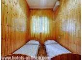 Дом отдыха «Апсны-Абазашта», 3-местный 1-комнатный номер