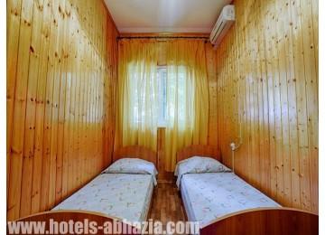 3-местный 1-комнатный номер , Корпус №2, 3