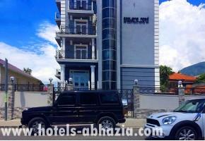 «Apsuana Rose» Бутик-отель