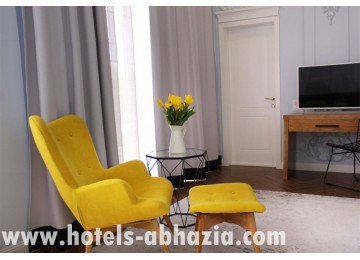 Бутик-отель «Apsuana Rose» 2-местный 2-комнатный люкс