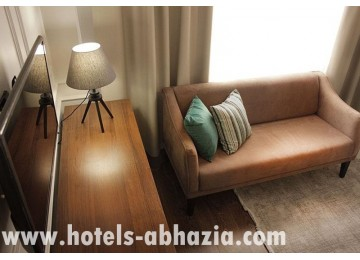 Бутик-отель «Apsuana Rose» 2-местный стандарт