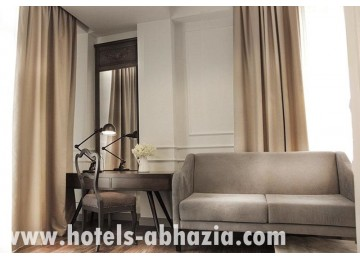 Бутик-отель «Apsuana Rose» 2-местный ретро