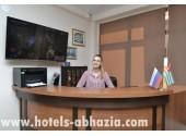 Отель «Arda»/«Арда» ресепшн