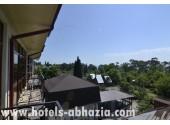Отель «Arda»/«Арда» вид из номера