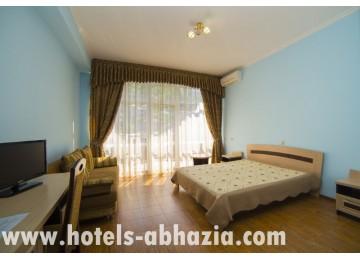 Отель «Арстаа» Стандарт 2-местный 1-комнатный
