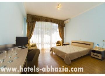 Отель «Арстаа» Люкс 2-местный 2-комнатный