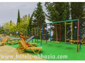 Пансионат «Багрипш», детская площадка