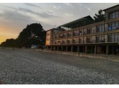 Отель «Белые скалы», территория, внешний вид- корпус ЛЮКС