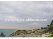 Отель «Белые скалы», пляж, белые скалы