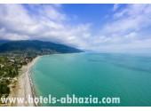 Гостевой дом «Джугелия»,  пляж, Черное море