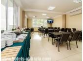 Отель «Жемчужина», столовая