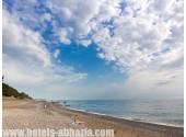 Отель «Жемчужина», пляж