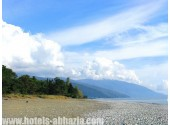 Пансионат «Лагуна» пляж