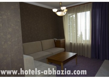 Гостиничный комплекс «Райда» 2-местный 2-комнатный (№№228, 238, 248, 258)