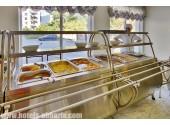 Пансионат «Сан-Марина», столовая, основной пункт питания