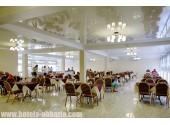 Пансионат «Сан-Марина», столовая