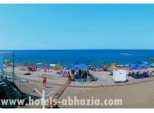 Пансионат «Сан-Марина», пляж