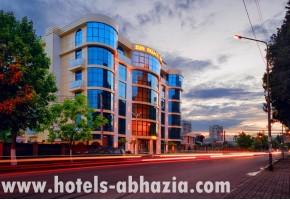 «Sun Palace Gagra» Отель