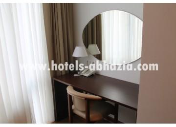Отель «Sun Palace Gagral» 2-местный 2-комнатный люкс