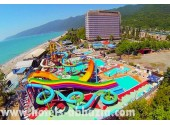 Отель «Travel Hotel» / «Трэвел» , окрестности, пляж