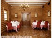"""Отель «Вилла Аквавизи»/""""Villa Akvavizi"""" К услугам гостей. Ресторан"""