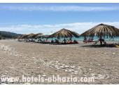 Отель «Вилла Леона» Пляж