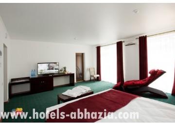 Отель Wellness ParkHotel Gagra 2-местный люкс