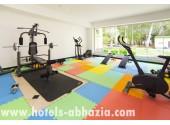 Отель Wellness ParkHotel Gagra